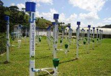 Irrigâmetro, produto desenvolvido na UFV, deve chegar ao mercado custando cerca de R$ 1.600. Foto - Divugação/UFV