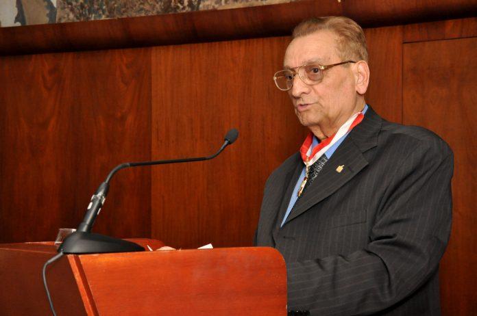 O advogado Mário Ottoboni, pai das Apacs, deve ser indicado por Minas ao prêmio Nobel da Paz; Foto - Marcelo Albert/TJMG