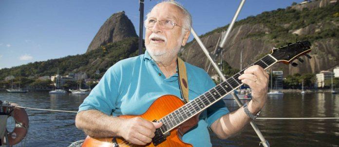 O compositor Roberto Menescal, que faz série de shows em Belo Horizonte