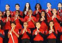 A Orquestra de Flautas Sonoro Despertar