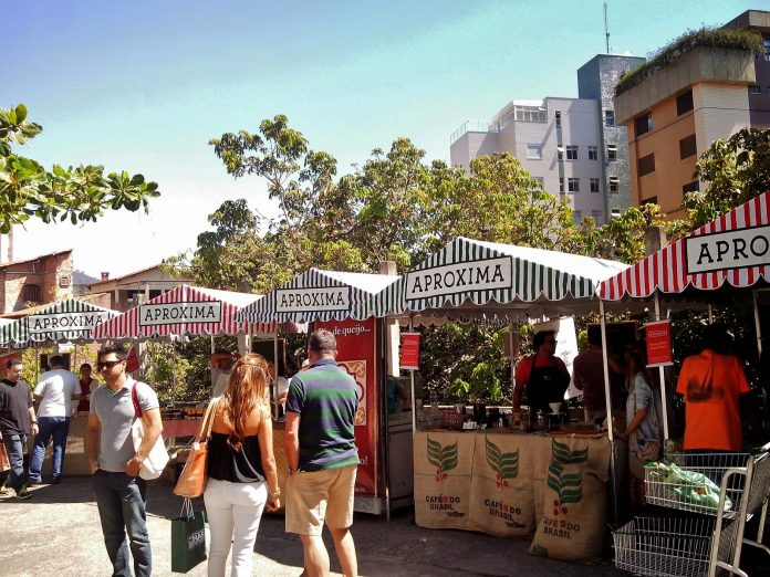 A Feirinha Aproxima promove os sabores de Igarapé