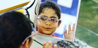 No SAS Brasil, uma ação social monta e doa óculos na hora, após exames oftalmológicos