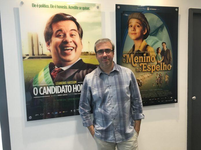 André Carreira, produtor de filmes de sucesso no Brasil
