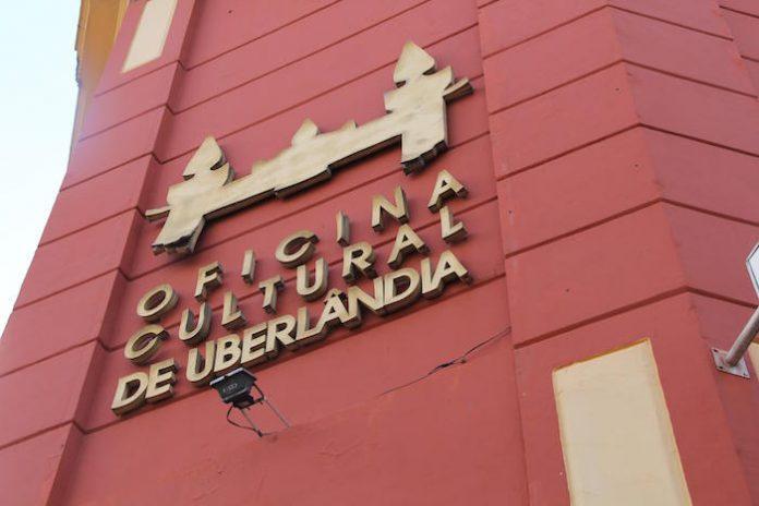 Oficina Cultural é a sede do Cineclube Cultura