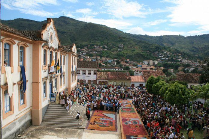 Roteiro de Páscoa inclui Ouro Preto