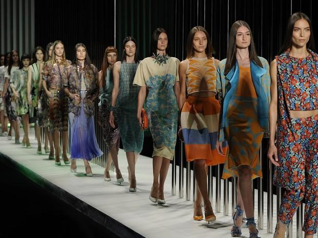 Moda de Minas tem exposição no Uruguai