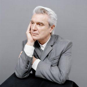 Músico e compositor David Byrne. Foto - divulgação