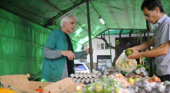 O programa Direto da Roça privilegia a agricultura familiar