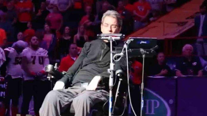Tetraplégico, Dave Whalen criou o Jamboxx