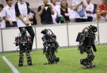 Robô humanoide