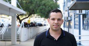 Pesquisador João Paulo de Campos da Costa gastou R$ 430 na criação do dispositivo