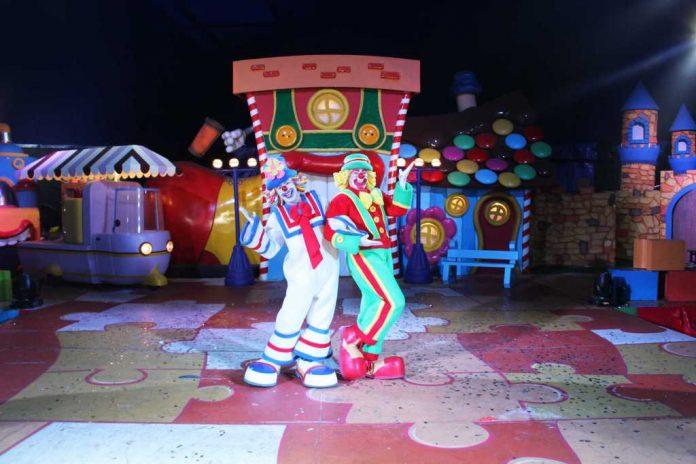 Dupla Patati Patatá traz seu circo para Belo Horizonte