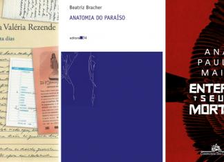 A coluna Bússola indica 3 livros de autoras brasileiras