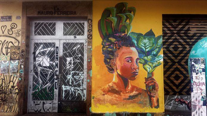 O Território de Arte Urbana se instala em Santa Tereza