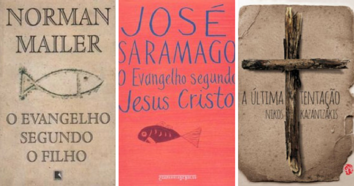 A vida de Cristo é recriada em três livros
