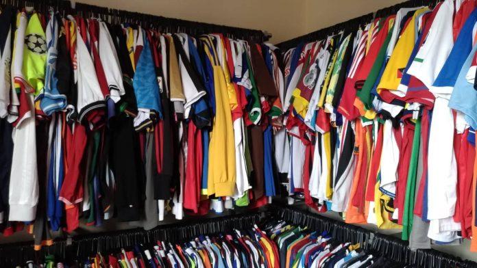 As camisas de futebol podem ajudar na luta contra o preconceito