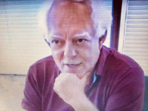Professor Robson Santos, um dos pesquisadores da UFMG que trabalhou na fórmula do Sancto. Reprodução/TV UFMG
