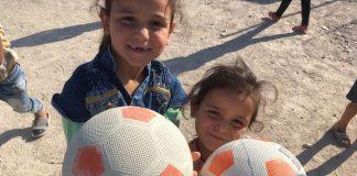 O futebol prova sua capacidade de mudar o mundo