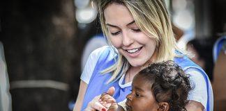 O projeto Banho de Amor ajuda população de rua