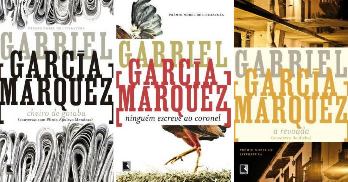 A coluna indica 3 livros de Gabriel García Márquez