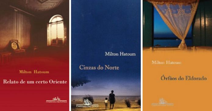 Milton Hatoum é autor de Cinzas do Norte