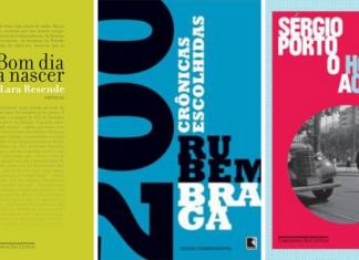 Cronistas brasileiros são destaque em coletâneas