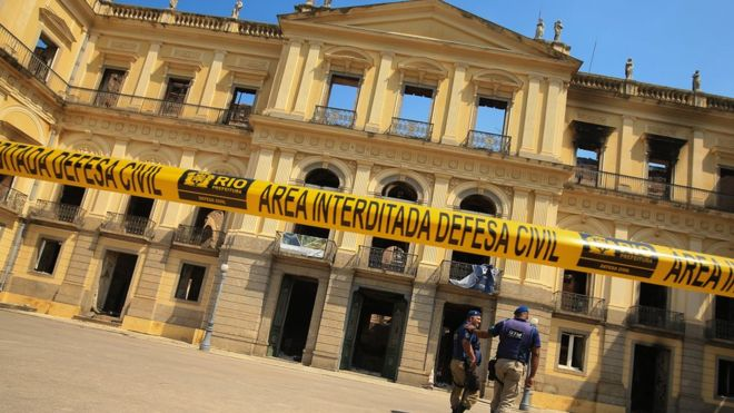 Museu Nacional vai contar com apoio da Unesco