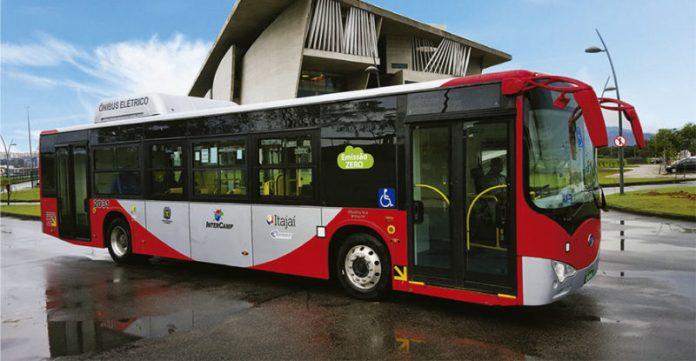 Uberlândia terá ônibus elétrico