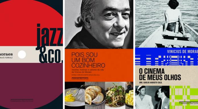 Conheça livros de Vinicius de Moraes que vão além da poesia