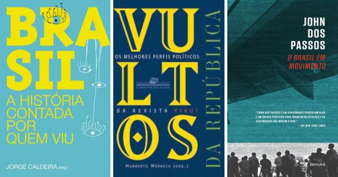 Coluna encerra o ano com 3 livros que ajudam a entender o Brasil