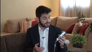 O jornalista Celso Lamounier, especialista em redes sociais, é o novo parceiro do Boas Novas. Foto - arquivo pessoal