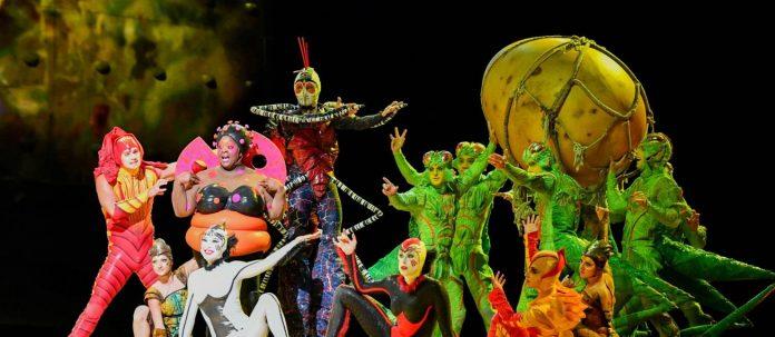 Cirque du Soleil se apresenta em março