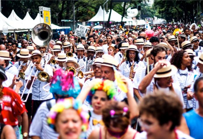 Carnaval de BH espera 4,6 milhões de pessoas