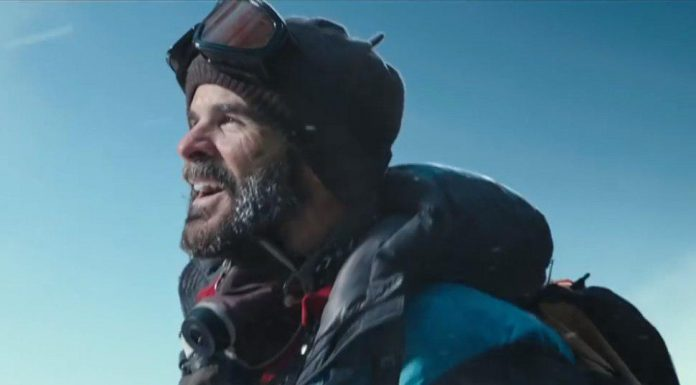 Jon Krakauer no Everest
