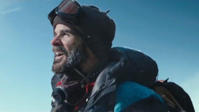 Jon Krakauer no Everest