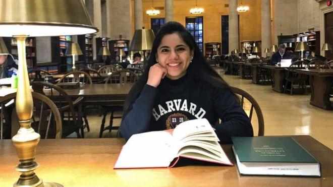 Garota superdotada vai estudar em Harvard