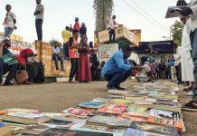 Os livros do bibliotecário do Sudão
