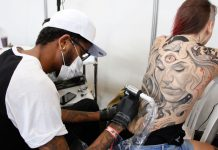 BH Tattoo Festival chega à nona edição