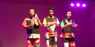 Grupo Serelepe vai ministrar a oficina 'Brincadeiras, música e cena. Foto - Divulgação UFMG - ' Andrés Santamarina