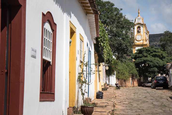 Festival de Inverno começa dia 11 na histórica Tiradentes. Divulgação/UFMG - Lucas Braga