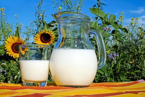 Uso de luz ultravioleta no beneficiamento do leite torna uma de suas principais proteínas de mais fácil digestão.