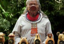 "Cacique Raoni é o ""garoto propaganda"" do Códio da Consciência, nova arma contra o desmatamento na Amazônia."