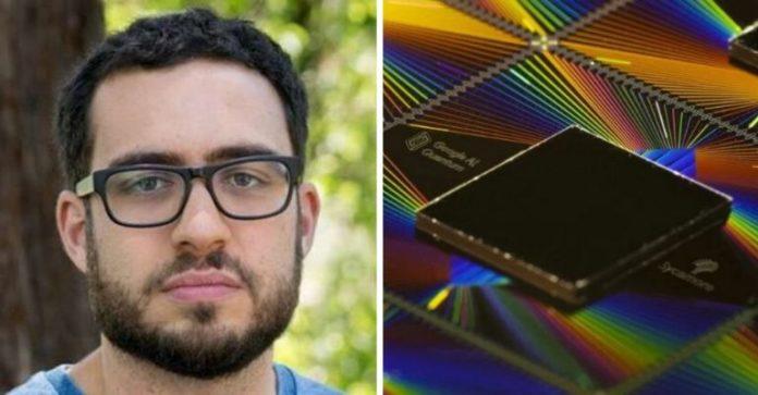 O físico mineiro Fernando Brandão foi um dos pesquisadores que ajudou a criar o computador quântico do Google, uma revolução na computação. Foto - Caltech/Divulgação