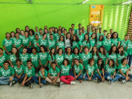 Jovens do projeto social Árvore da Vida fazem apresentação única hoje, em Belo Horizonte, para celebrar 15 anos de vida. Fotos - Studio Cerri