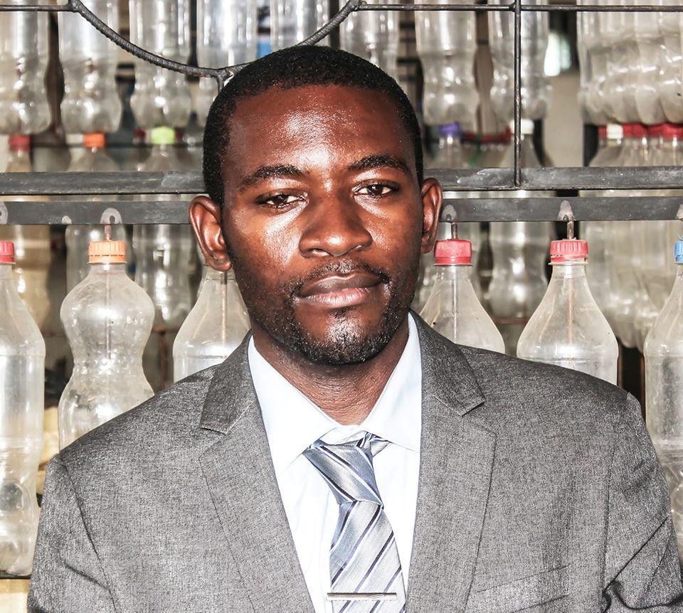 O engenheiro camaronês Ismael Ebone já foi premiado pela ONU pelo seu invento.