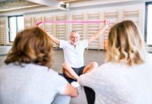 Fisioterapia é uma forte aliada para o envelhecimento saudável