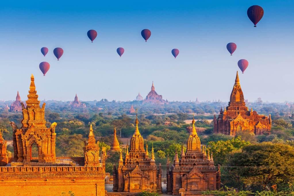 Mianmar o segundo país mais generoso do mundo, segundo pesquisa