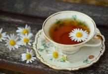 Cafeína, que pode ser encontrada em chás, café e vinho, ajudam a melhorar o humor. Foto - Pixabay