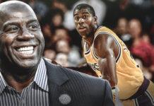 Ex-jogador Magic Johnson vai emprestar US$ 100 milhões para empresas de minorias afetadas pelo coronavírus. Foto - Redes sociais