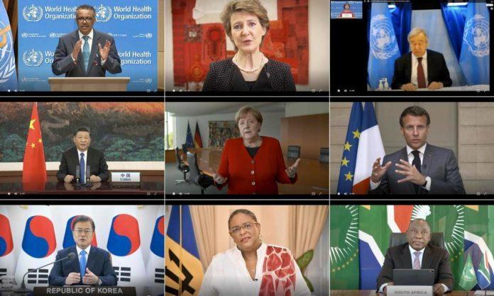 Reunião anual da OMS, em Genebra, está sendo realizada virtualmente